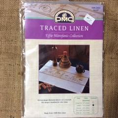 DMC Traced Linen - Effie Mitrofanis Collection