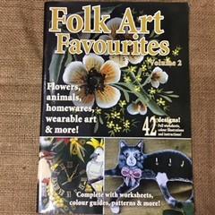 Folk Art Favourites Volume 2 Lyla Kimble