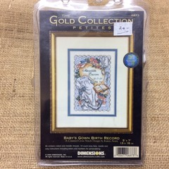 Counted Cross Stitch Kit - 3 different kits