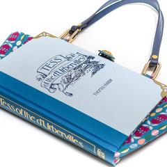Tess of the d'Ubervilles handbag - Thomas Hardy - Bag made from a book