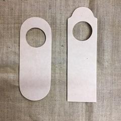 Door Hangers in Two Styles