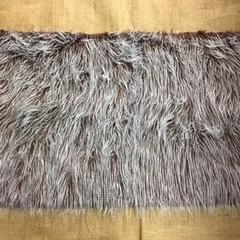 Synthetic fur - teddy bear making