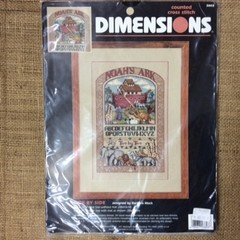 Dimensions Counted Cross Stitch Kit - Side by Side