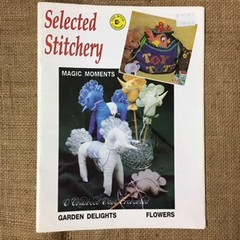 Book - Selected Stitchery