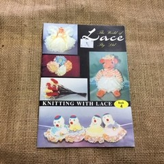 Booklet - The World of Lace (Knitting with Lace No. 4)