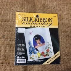 Silk Ribbon Embroidery Starter Kit