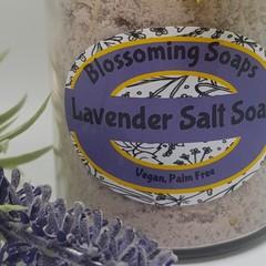 Artisan Lavender Salt Soak