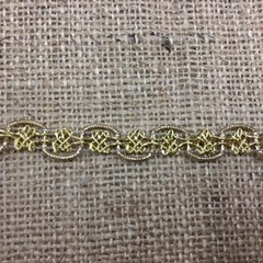 Gold Braid 1.5cm Wide