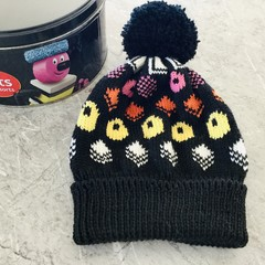 Baby and Toddlers Beanie liquorice allsorts