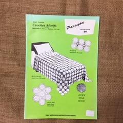 Paragon Crochet Book No. 109 - Crochet Motifs
