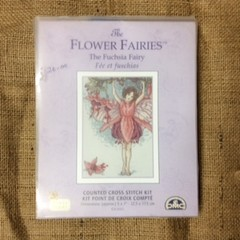 DMC The Flower Fairies -The Fuchsia Fairy