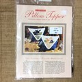 Pillow Toppers Counted Cross Stitch Kit