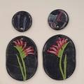 Handmade Earrings - Kangaroo Paw Drop Earrings