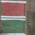 Christmas and Gold Trim in two colourways