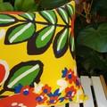 Floral Cushion Cover