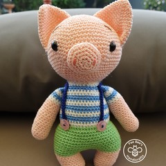 Freddy the piglet
