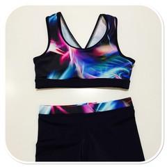 Girls Gym Set   Size  10