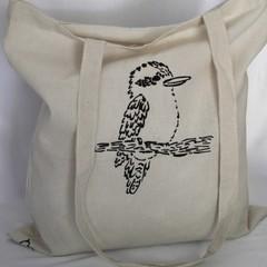 The kookaburra bag