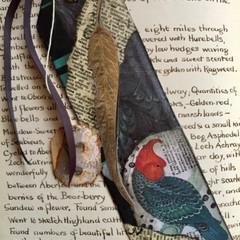 Handcrafted Bookmark