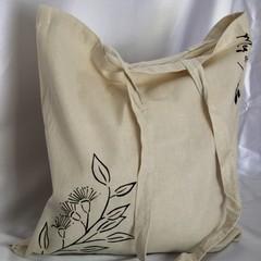The eucalyptus flower bag