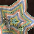 Pastel Star Blanket