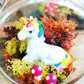 Unicorn Glass Balls