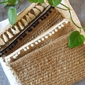 Jute Wall/Tabletop Planter Pouch | 4 Variations