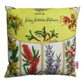 Vintage Retro - Western Australia Wildflowers Cushion Cover