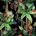 2 Paper Napkins / Serviettes for Decoupage / Parties / Weddings - Orangutan