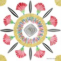 2 Paper Napkins / Serviettes for Decoupage / Parties / Weddings - Tom Tom