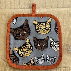 Cat Pot Holder