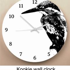 Kookie Wall Clock