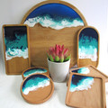 Resin Ocean Themed Home Wares for Gift Ideas or for you!