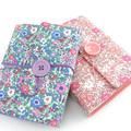 Pink Country Garden Lined Journal, Notebook, Handbound Book, Dream Journal