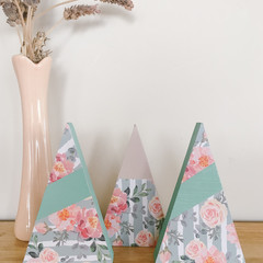 Tiny Tree Trio - Timeless Collection