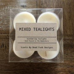 Soy Tealights - pick your scent