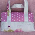 Pretty french box bag