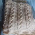 Pure Wool Baby Blanket/Bunny Rug