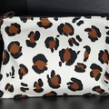 Leopard Print Pouch | Travel | Make Up | Organizer