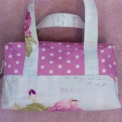 Pretty french box bag