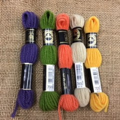 DMC Tapestry Wools - All Colours