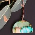 River Gum Collection pendants - original art