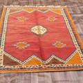 Hand knotted Stunning Taznakht Soft Berber Moroccan Berber Rug 164cm X 245cm