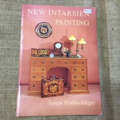 Book - New Intarsien Painting