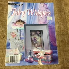 Book - Fairy Whispers - book of projects