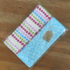 Fabric Covered Journal - Bright Spots
