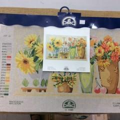 Tapestry - DMC - Sunflowers
