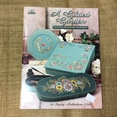 Book - A Gilded Garden by Sandy Aubuchon