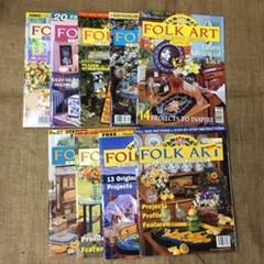 Magazine - Back Issues - Folk Art and Decorative Painting