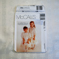 McCalls 7681 Children's dress and slip sewing pattern Size 2, UNCUT
